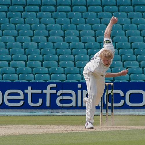 Mark Davies Oval 2007